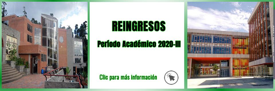 Reingresos 2020-III