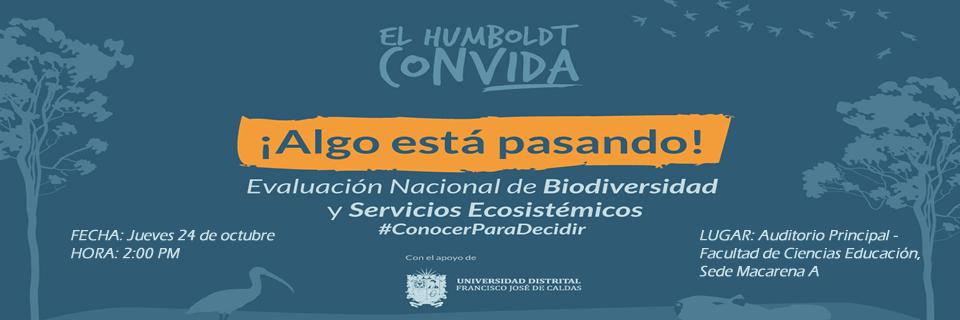 Inviatación Humboldt