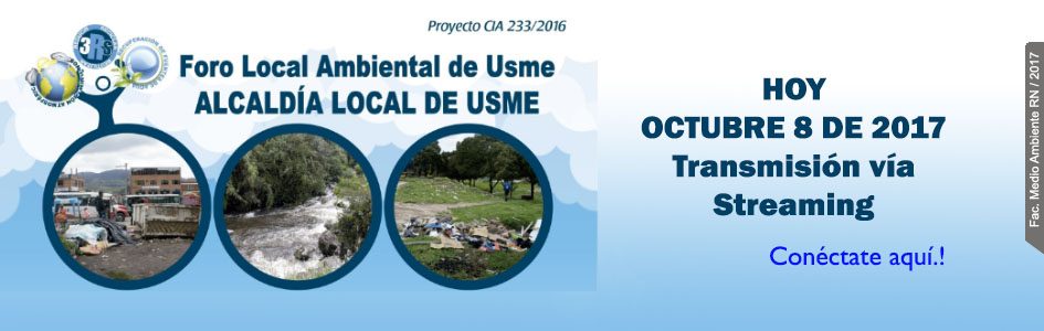 Foro Ambiental Local